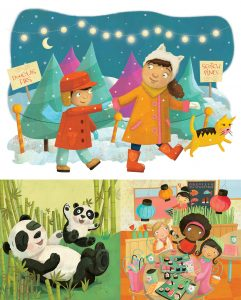 Children's book illustrators for hire. Greatest professional work with you.