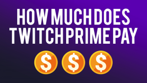Do streamers get paid for twitch prime subs. Finest specialists will work with you.