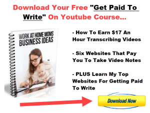 Get paid to caption videos. Hiring the job to be made for you.