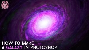 How to make a galaxy in photoshop. Contract the work to be done for you.