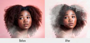 How to make a picture look like a painting in photoshop. Contract the job to be done for you.