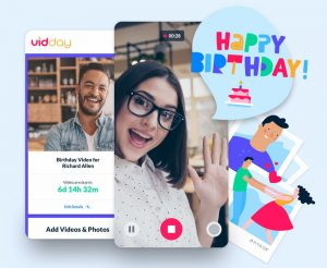 How to make birthday video. Hiring the job to be completed for you.