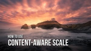 How to make content aware scale videos. The best expert work for you.