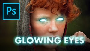 How to make eyes glow in photoshop. Hiring the work have it done for you.