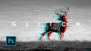 How to make glitch effect in photoshop. Hires the work to be made for you.