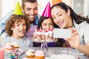 Make a birthday video. Hires the work have it made for you.
