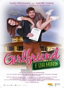 Girlfriend for hire. Who is the Professional who may help me?