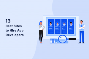 Hire app developers.  Hiring the work to have it completed for you.