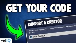 How to get a fortnite creator code. Hiring the work to have it made for you.