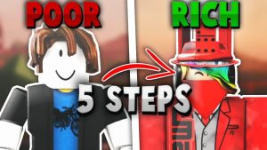 How to get rich in roblox. Hires the work to be completed for you.