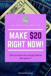 How to make 20 dollars a day. How can I get help from a profesional to help me?