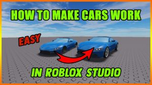How to make a car in roblox. Recruit the work to be completed for you.