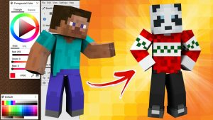 How to make a custom minecraft skin. Hires the job to have it completed for you.