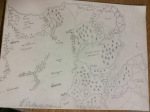 How to make a fantasy map. Contract the work to have it done for you.