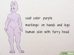 How to make a fursona. Hiring the job to be made for you.