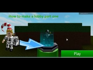 How to make a lobby in roblox. Top expert working for you.