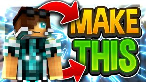 How to make minecraft thumbnails. Finest expert working for you.