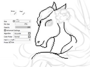 How to make pixel art in paint tool sai. Contract the work to have it done for you.