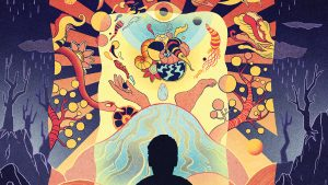 How to make psychedelic art. Greatest Specialists will work with you.