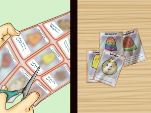 How to make trading card. Finest expert working with you.