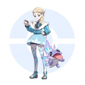 Make a pokemon trainer. Hiring the work to have it done for you.