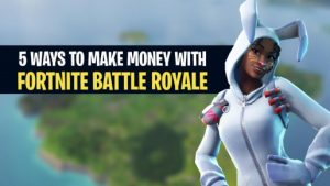 Make money playing fortnite. Hires the work to have it completed for you.