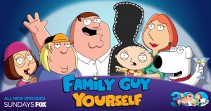 Make your own family guy character. Hires the job to have it done for you.