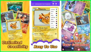 Make your own pokemon trainer cards. Greatest expert working with you.