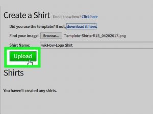 Roblox how to make clothes. Hiring the job to have it completed for you.