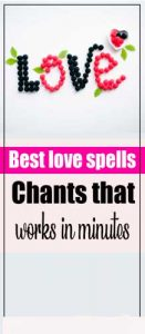 Spell to make someone love you. Which specialist would be helpful to me?