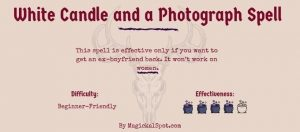 Spells to get your ex back fast. How could I get help from a specialist to help me?